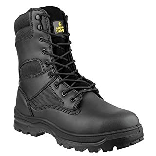 Amblers Steel FS008 Mens Boot / Mens Boots (9 UK) (Black)