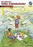 Die schönsten Volks- & Kinderlieder, Notenausg. m. Play-Along-CDs, Für Trompete, m. Audio-CD