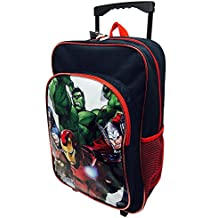 Marvel Avengers Mochila Trolley de Lujo, Multicolor