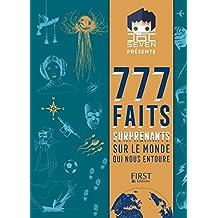 Doc Seven présente 777 faits surprenants sur le monde qui nous entoure