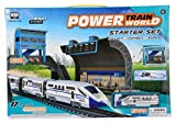 #8: Power Train Turbos Train Station Starter Set, Multi Color