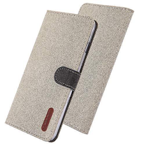 Huphant Compatible for Schutzhülle Samsung Galaxy S8+ Plus Hülle Glitzer Geschäft Wallet Flip Hülle Samsung Galaxy S8+ Plus Brieftasche Handyhülle Einfarbig Klapphülle Ständer Kartenfächer -Hellgelb
