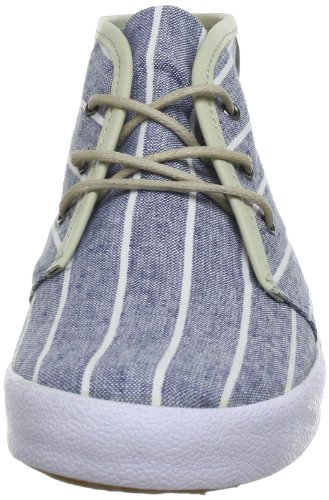 Pointer I014755, Chaussures basses femme Bleu (Navy Stripe Chambray Cy70)