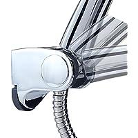 Soporte de ducha Cromado Ángulo ajustable Soporte de Alcachofa para Ducha