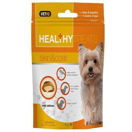 Artikelbild: Gesunde Leckerli Fell und Haut für Hunde und Welpen, einen Artikel