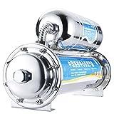 Kaxima depuratore domestico acqua, acciaio inossidabile, Macchina, cucina depuratore di acqua, potabile domestica filtro, ultrafiltrazione depuratore d'acqua, 46x22x13cm