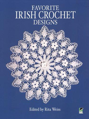 Favorite Irish Crochet Designs (Dover Knitting, Crochet, Tatting, Lace) (English Edition) -