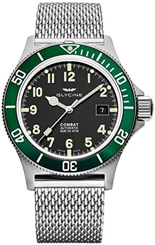 Glycine Combat orologi uomo GL0091