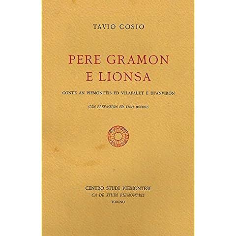 Pere gramon e lionsa. Conte an piemontèis ad Vilafalet e dj'anviron.