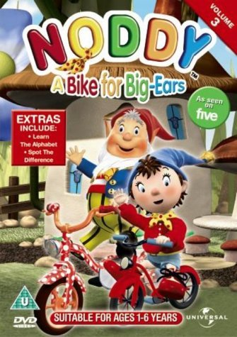 Noddy A Bike For Big Ears [Edizione: Regno Unito] [Edizione: Regno Unito]