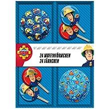 Suchergebnis Auf Amazon De Fur Feuerwehrmann Sam Kuchen