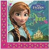 Procos S.A. - Cubertería para fiestas Princesas Disney (71602)