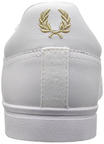 Fred Perry - Fp Sidespin, - Uomo White