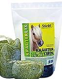 Kräuterlix Leckstein Stiefel 1000g für Pferde | Leckstein Kräuterlix