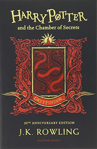 HARRY POTTER AND THE CHAMBER OF SECRETS Gryffindor edition editado por Penguin
