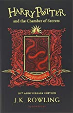 Harry Potter and the Chamber of Secrets - Gryffindor Edition de J.K. Rowling