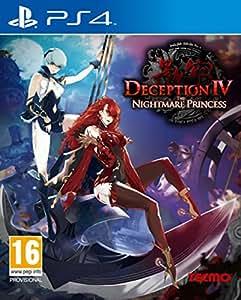DECEPTION IV The Nightmare Princess PS4 [PlayStation 4]