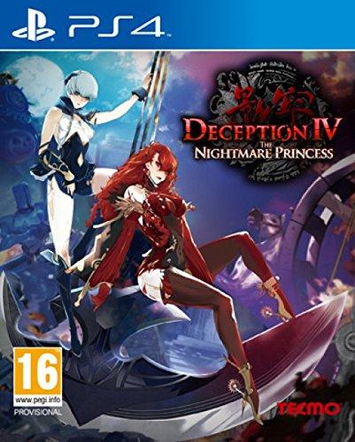 DECEPTION IV The Nightmare Princess PS4 [PlayStation 4] - Bild 1