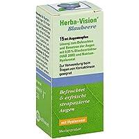 Preisvergleich für Herba-vision Blaubeere Augentropfen 15 ml