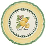 Villeroy & Boch 10-2282-2640 French Garden Valence Frühstücksteller, Porzellan