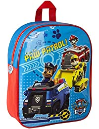 Kinder Schultasche, Motiv: Paw Patrol, mit Schultergurt Kinder Schule Reisetasche Rucksack Jungen preisvergleich bei kinderzimmerdekopreise.eu