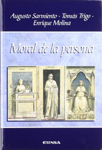 Moral de la persona (Manuales de teología) por Augusto Sarmiento Franco