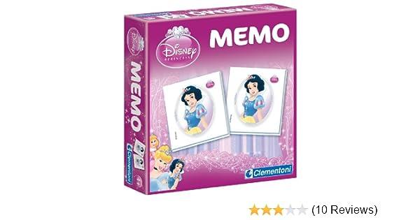 Clementoni 12417- Disney - Princess - Memo: Amazon.de: Spielzeug