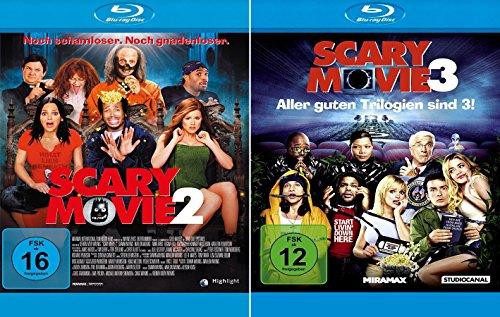 Scary Movie 2 + 3 (Blu-ray)