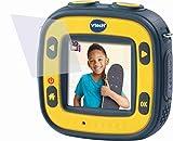 2 Stück GEHÄRTETE ANTIREFLEX Displayschutzfolie für Vtech Kidizoom Action Cam Bildschirmschutzfolie