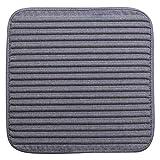MemoryL Cushion for Polyester Chair, Coussin de confort pour coussin de siège pour...