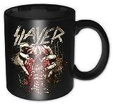 Tazza Slayer Skull Clench Mug [Import anglais]