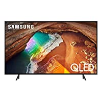 Samsung 65 Inch Flat Smart 4K QLED TV- 65Q60RA-Series 6, (2019)