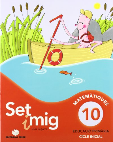 Set i mig 10 - 9788430778263 por Lluis Josep Segarra Neira