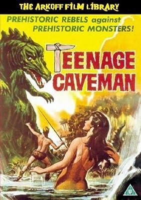 Teenage Caveman [DVD] by Andrew Keegan