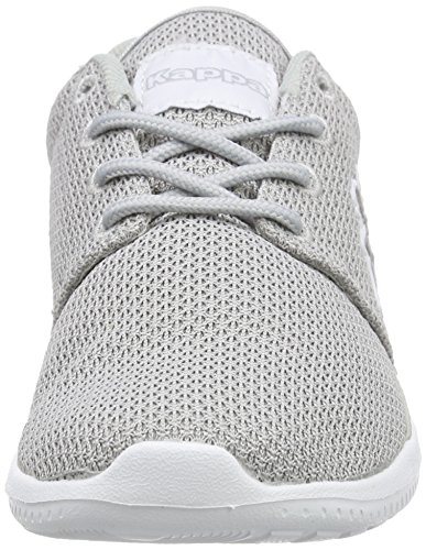 Kappa Speed Ii, Baskets Basses Mixte Adulte Gris (L'grey/white)