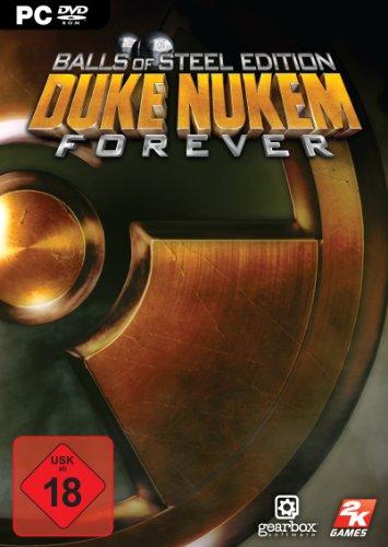 Duke Nukem Forever - Balls of Steel Edition (uncut)
