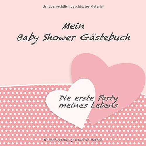 Wunsche fur baby shower