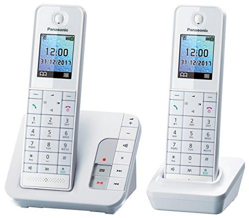 Panasonic KX-TGH222-Teléfono inalámbrico DECT