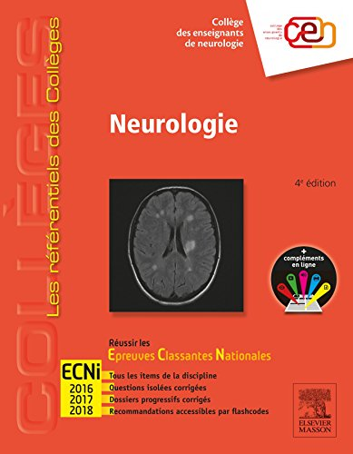 Neurologie: Réussir les ECNi par Collège des Enseignants de Neurologie