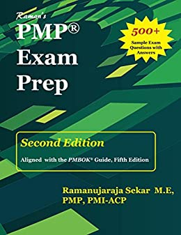 raman s pmp exam prep guide for pmbok 5th edition ebook rh amazon in