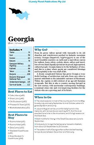 Bradt Travel Guide Georgia
