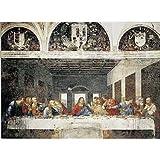 Editions Ricordi 0901N16183 - Black LEONARDO DA VINCI ULTIMA CENA 1500 Teile Puzzle
