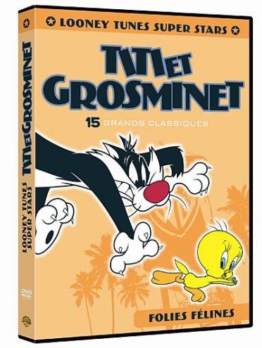 Looney Tunes super stars : Titi et Grosminet