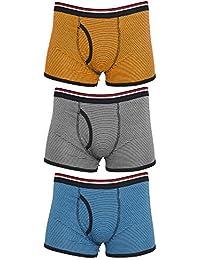 Tom Franks Mens Trunks Underwear (3 Pack)