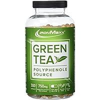 IronMaxx Green Tea – Grüntee-Extrakt in Kapseln – 1 x 300 Kapseln (266,3g) preisvergleich bei fajdalomcsillapitas.eu