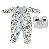 Sharplace Neugeborenes Babypupen Mädchen Puppe Kleidung Outfit Set Für 22 - 23 Zoll Reborn Baby...