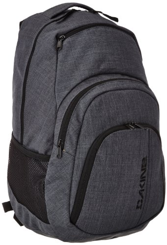 Dakine Rucksack Campus Unisex - Erwachsene Rucksack,Carbon ,33 Liter (Fach-schule-rucksack)