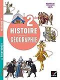 Histoire Géographie 2de - Éd. 2019 - livre de l'élève