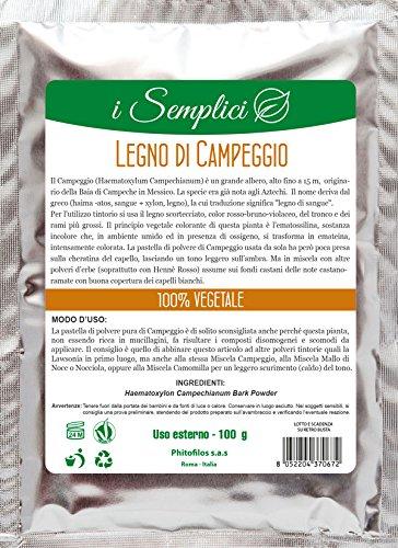 phitofilos bois de Camping Les simples 100 gr Rouge Chaud 100% végétale