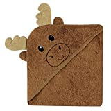 Best Luvable Friends Friend For Boys - Luvable Friends Woven Terry Animal Faces Hooded Towel Review